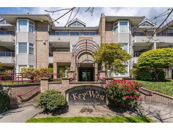 203 1999 SUFFOLK AVENUE - Glenwood PQ Apartment/Condo for sale, 2 Bedrooms (R2363876)