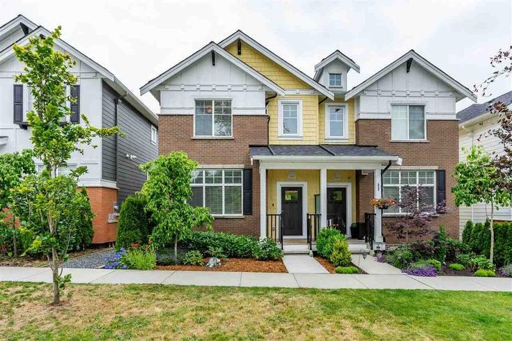 2247 165 STREET - Grandview Surrey 1/2 Duplex for sale, 4 Bedrooms (R2386481)