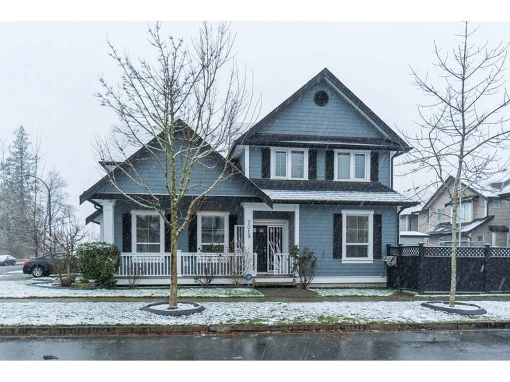 7019 181B STREET - Cloverdale BC House/Single Family for sale, 5 Bedrooms (R2434231)