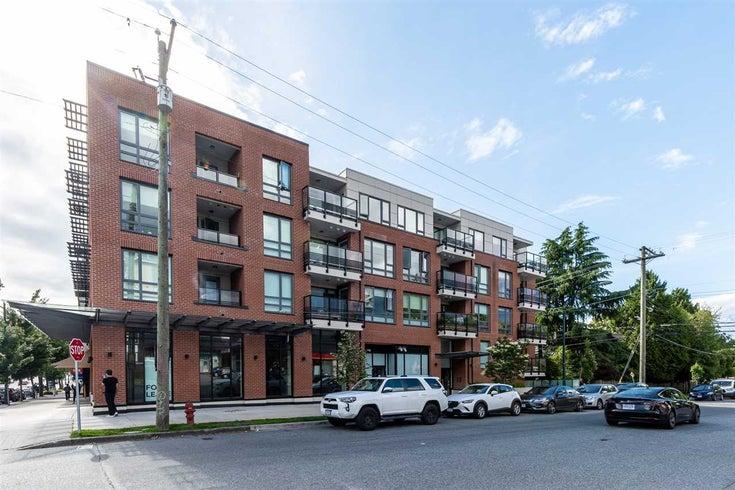 403 2477 CAROLINA STREET - Mount Pleasant VE Apartment/Condo for sale, 1 Bedroom (R2463502)