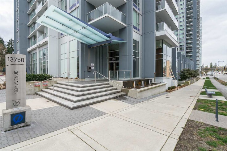 4010 13750 100 AVENUE - Whalley Apartment/Condo for sale, 1 Bedroom (R2498784)