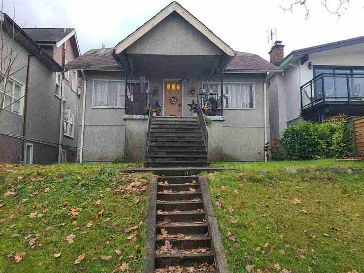 1938 VENABLES STREET - Grandview Woodland House/Single Family for sale, 4 Bedrooms (R2520731)