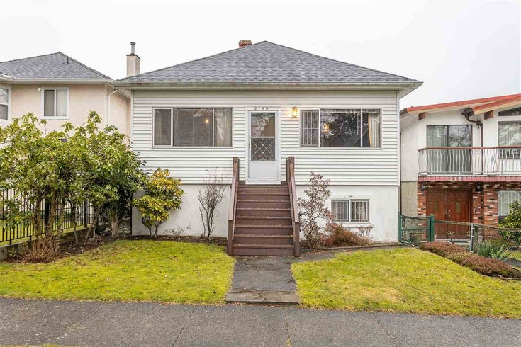 2155 PARKER STREET - Grandview Woodland House/Single Family for sale, 4 Bedrooms (R2534174)