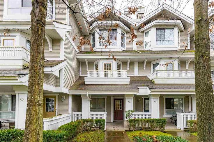38 22000 SHARPE AVENUE - Hamilton RI Townhouse for sale, 2 Bedrooms (R2536593)