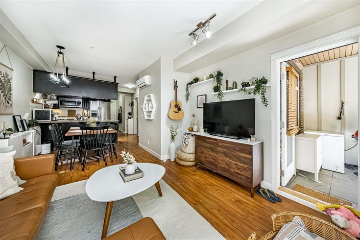 132 8288 207A STREET - Willoughby Heights Apartment/Condo for sale, 1 Bedroom (R2589854)