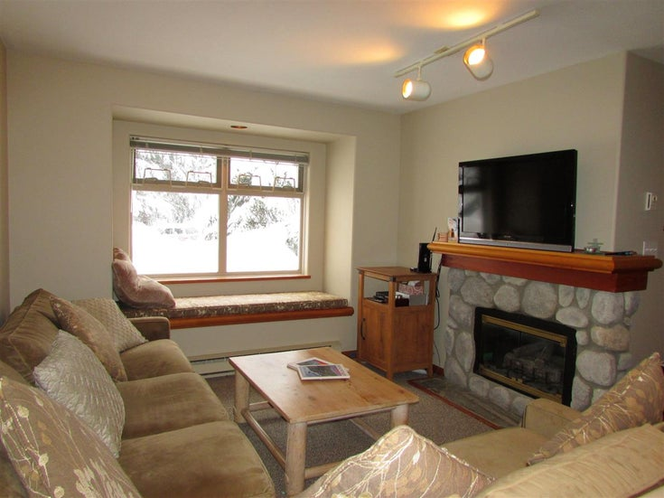 19 2050 LAKE PLACID ROAD - Whistler Creek Apartment/Condo for sale, 1 Bedroom (R2237429)