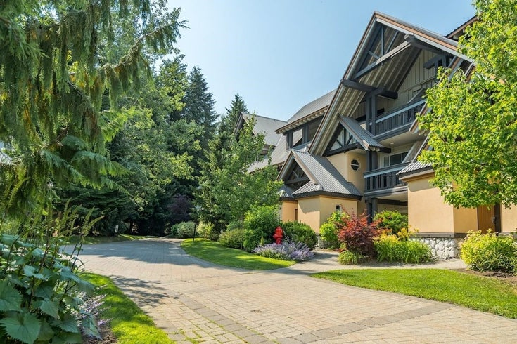 48 4335 NORTHLANDS BOULEVARD - Whistler Village Townhouse for sale, 2 Bedrooms (R2622783)