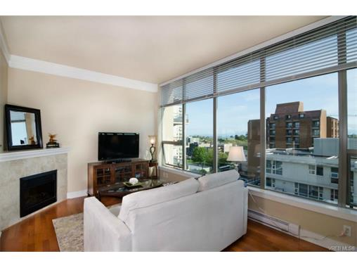 902 845 Yates St - Vi Downtown Condo Apartment for sale, 2 Bedrooms (369365)