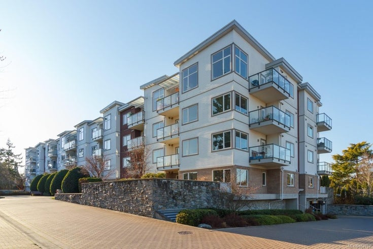 409 4394 West Saanich Rd - SW Royal Oak Condo Apartment for sale, 1 Bedroom (862762)