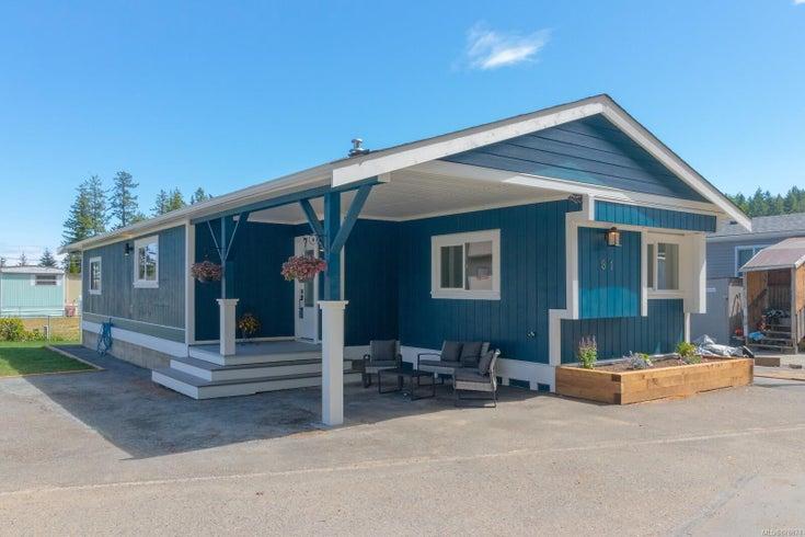 81 2911 Sooke Lake Rd - La Goldstream Manufactured Home for sale, 3 Bedrooms (878874)