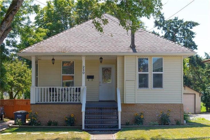 249 Regina Ave - SW Tillicum Single Family Detached for sale, 3 Bedrooms (413413)