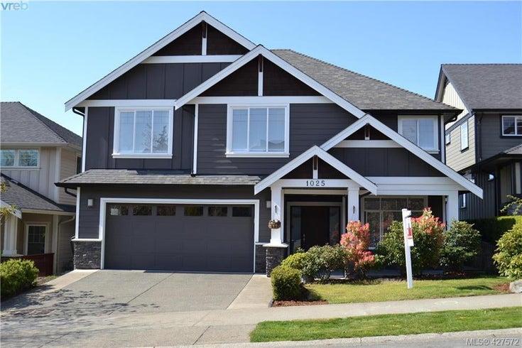 1025 Limestone Lane - La Bear Mountain Single Family Detached for sale, 4 Bedrooms (842266)