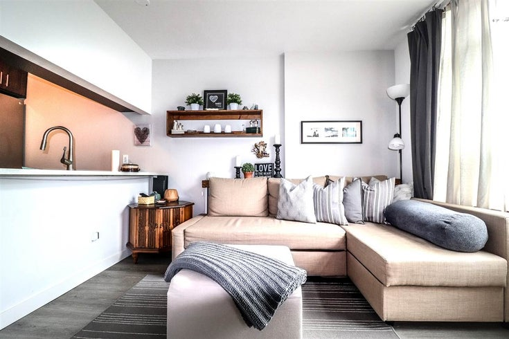 1410 438 SEYMOUR STREET - Downtown VW Apartment/Condo for sale, 1 Bedroom (R2480534)