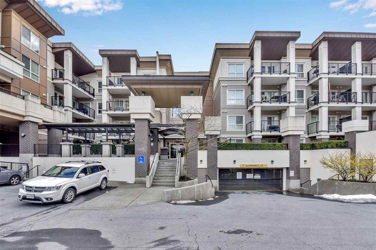 218 9655 KING GEORGE BOULEVARD - Whalley Apartment/Condo for sale, 1 Bedroom (R2537761)