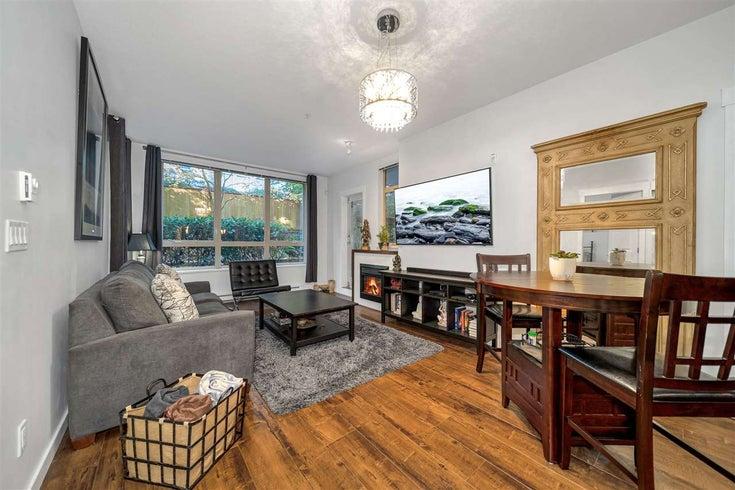 118 15918 26 Avenue - Grandview Surrey Apartment/Condo for sale, 2 Bedrooms (R2512659)