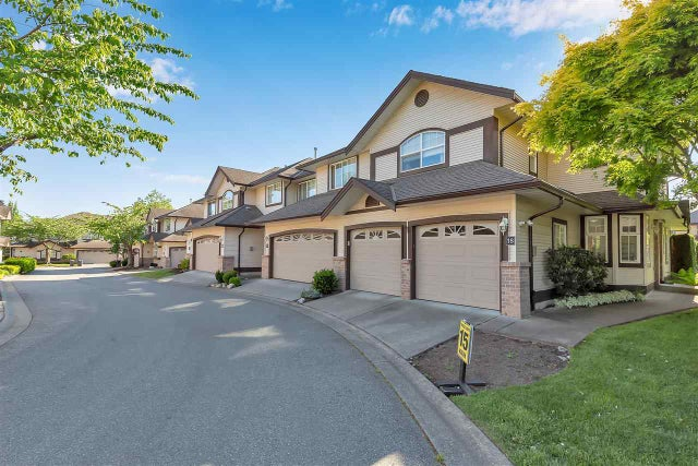 18 15959 82 AVENUE - Fleetwood Tynehead Townhouse for sale, 4 Bedrooms (R2581119)