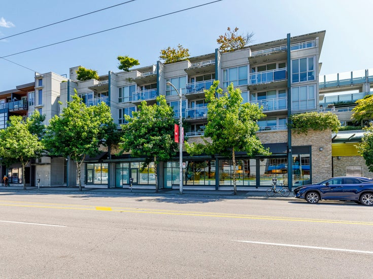 310-1680 West 4th Avenue - Fairview VW Apartment/Condo for sale, 2 Bedrooms (R2601348)