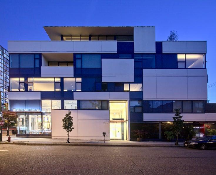 401 1510 W 6TH AVENUE - Fairview VW Apartment/Condo for sale, 1 Bedroom (R2587793)