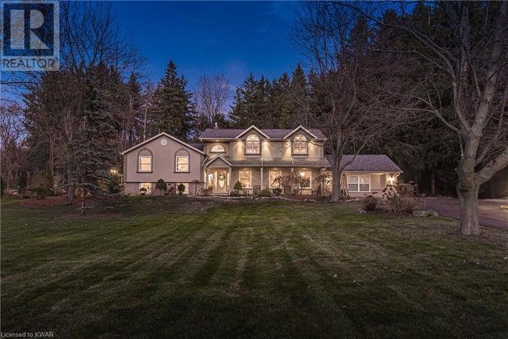 146 GRANDVIEW Drive - Conestogo House for sale, 4 Bedrooms (40044859)
