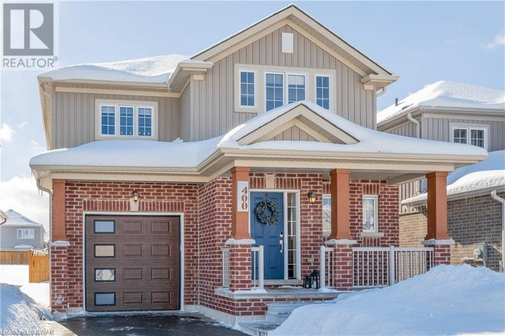400 ARMSTRONG Street W - Listowel House for sale, 3 Bedrooms (40071341)