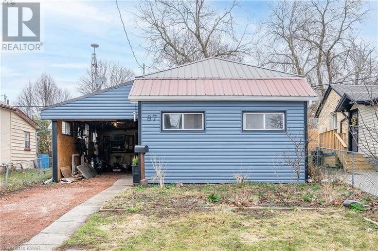 87 WINSTON Boulevard - Cambridge House for sale, 2 Bedrooms (40089421)