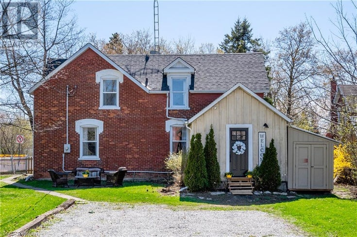 243 QUEEN Street E - Acton House for sale, 3 Bedrooms (40107990)