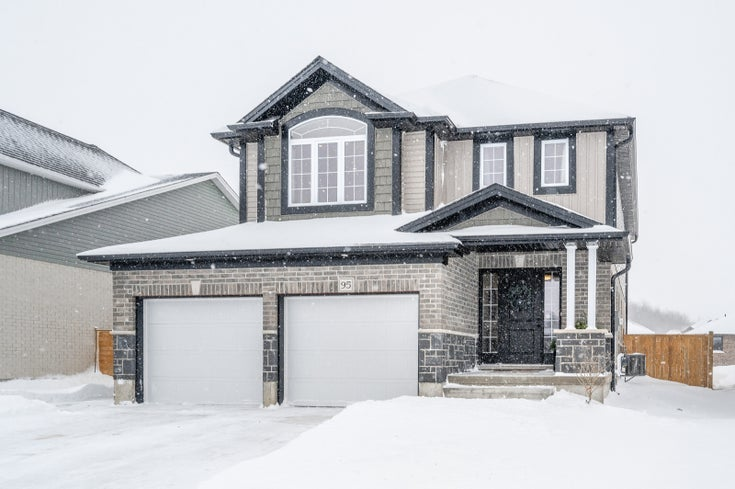 95 Forbes Crescent - Listowel HOUSE for sale, 3 Bedrooms (40065397)