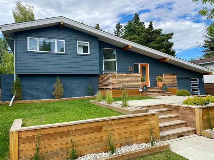 76 CHEROVAN Drive SW - Chinook Park Detached for sale, 4 Bedrooms (A1059840)