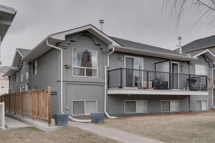 1, 2211 28 Street SW - Killarney/Glengarry Row/Townhouse for sale, 3 Bedrooms (A1089729)
