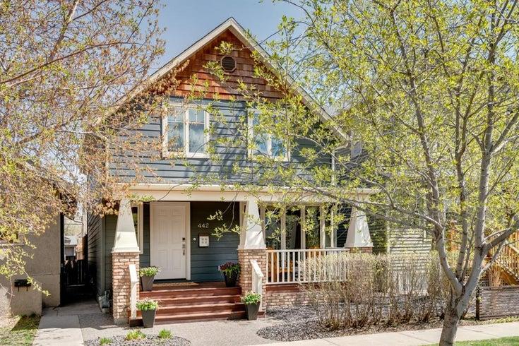 442 13 Street NW - Hillhurst Detached for sale, 4 Bedrooms (A1107067)