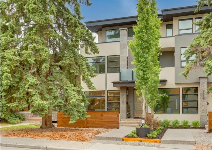 2122 28 Avenue SW - Richmond Semi Detached for sale, 3 Bedrooms (A1118237)