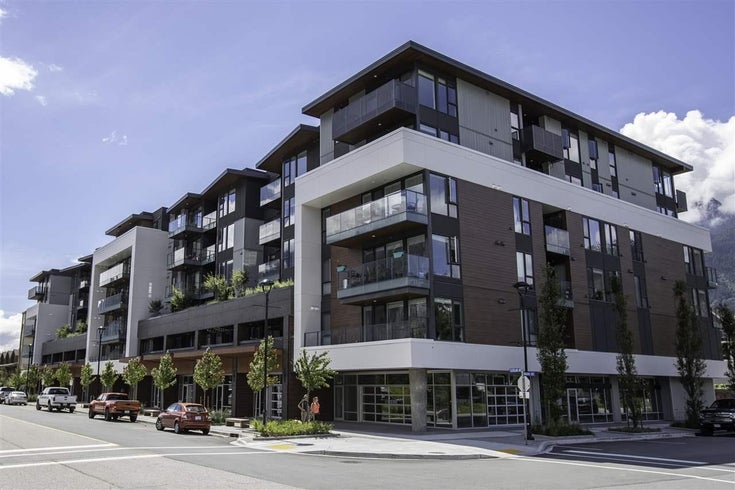 315 37881 CLEVELAND AVENUE - Downtown SQ Apartment/Condo for sale, 1 Bedroom (R2537959)