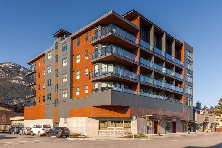 308 38013 THIRD AVENUE - Downtown SQ Apartment/Condo for sale, 1 Bedroom (R2565684)