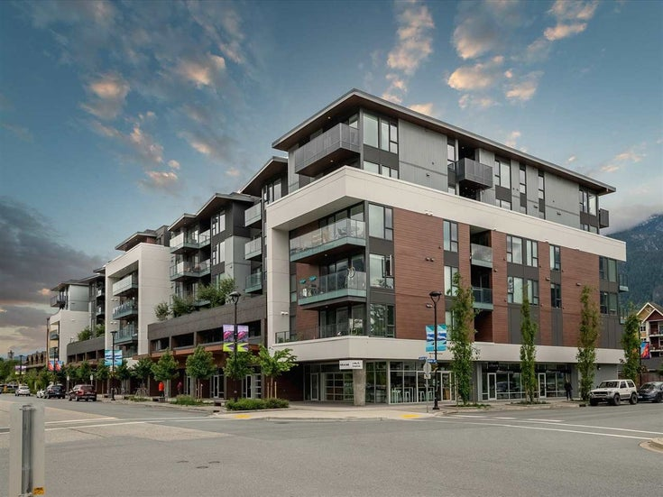 501 37881 CLEVELAND AVENUE - Downtown SQ Apartment/Condo for sale, 2 Bedrooms (R2585852)