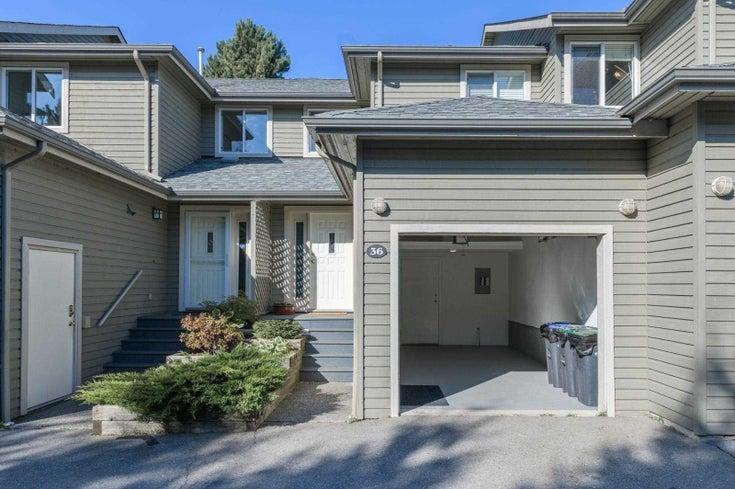 36 40200 GOVERNMENT ROAD - Garibaldi Estates Townhouse for sale, 2 Bedrooms (R2596650)