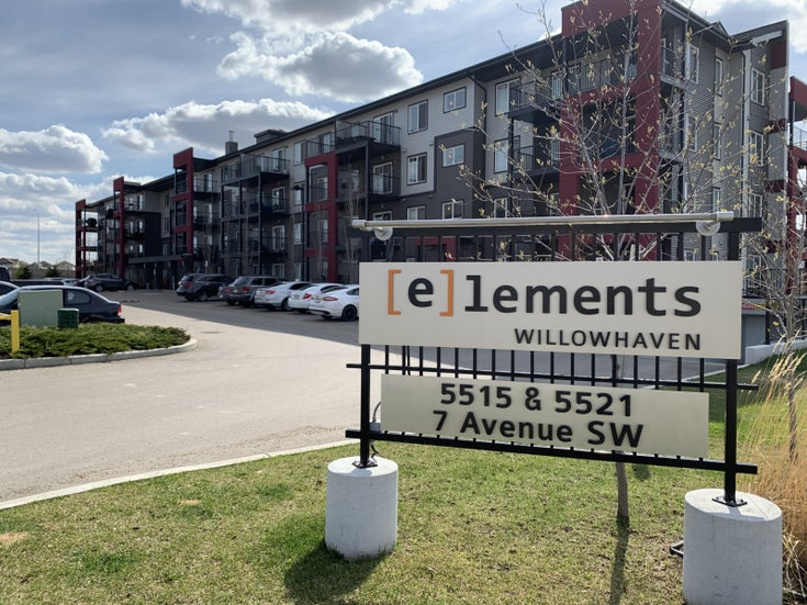 303, 5521 7 Ave  - Charlesworth Lowrise Apartment for sale, 1 Bedroom (E4230772)