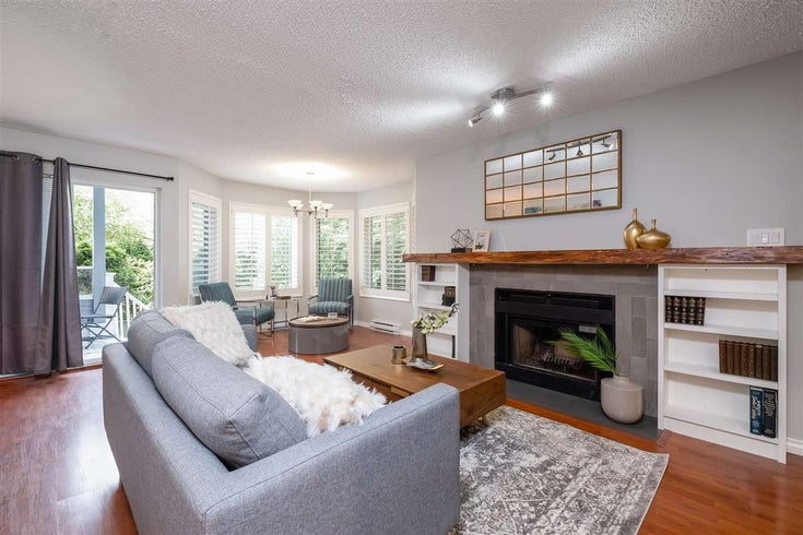 101 4696 W 10TH AVENUE - Point Grey Townhouse for sale, 2 Bedrooms (R2500957)
