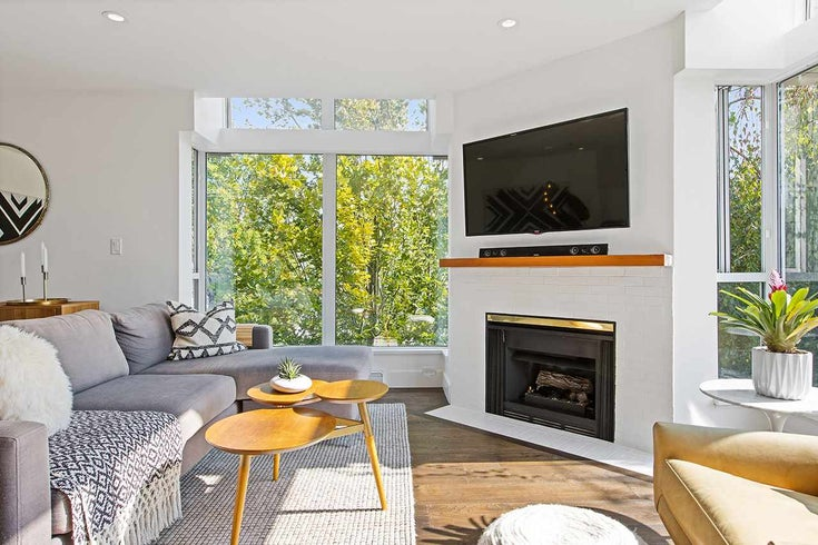 3027 LAUREL STREET - Fairview VW Townhouse for sale, 2 Bedrooms (R2505183)