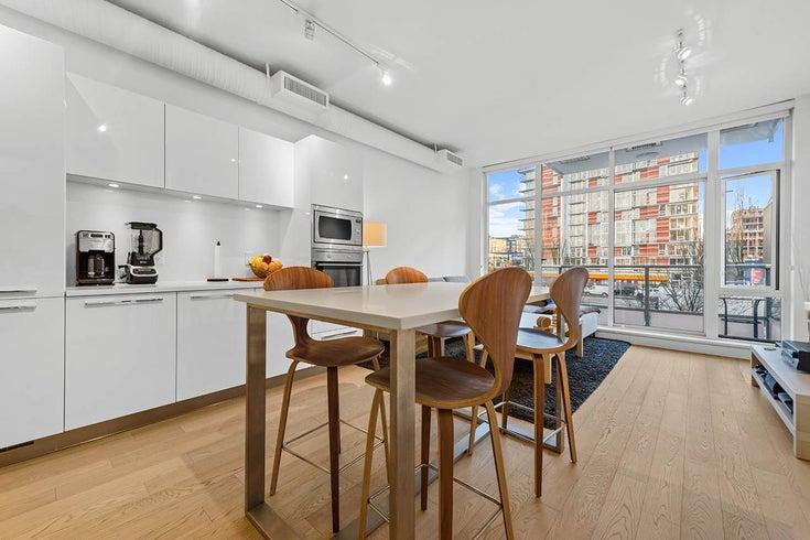 319 108 E 1ST AVENUE - Mount Pleasant VE Apartment/Condo for sale, 1 Bedroom (R2536534)