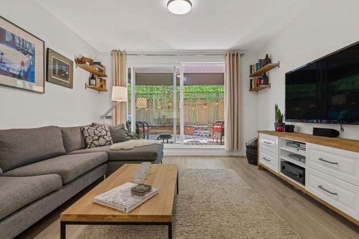 105 825 E 7TH AVENUE - Mount Pleasant VE Apartment/Condo for sale, 1 Bedroom (R2584546)