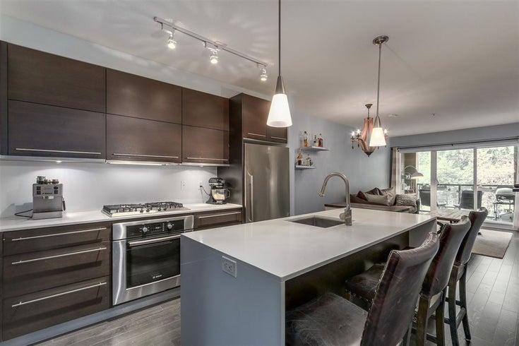 308 2020 W 12TH AVENUE - Kitsilano Apartment/Condo for sale, 1 Bedroom (R2590853)