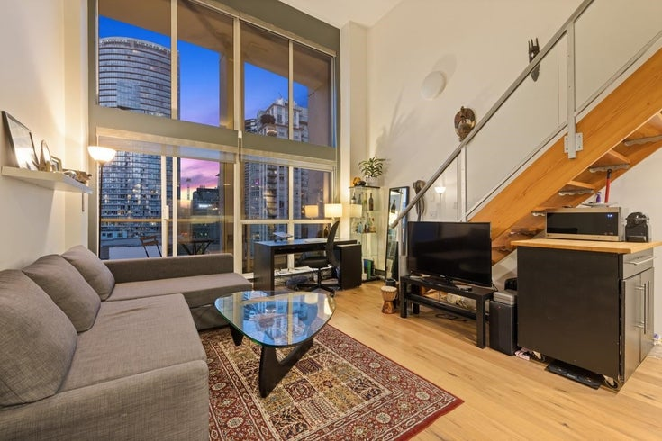 813 933 SEYMOUR STREET - Downtown VW Apartment/Condo for sale, 1 Bedroom (R2617147)