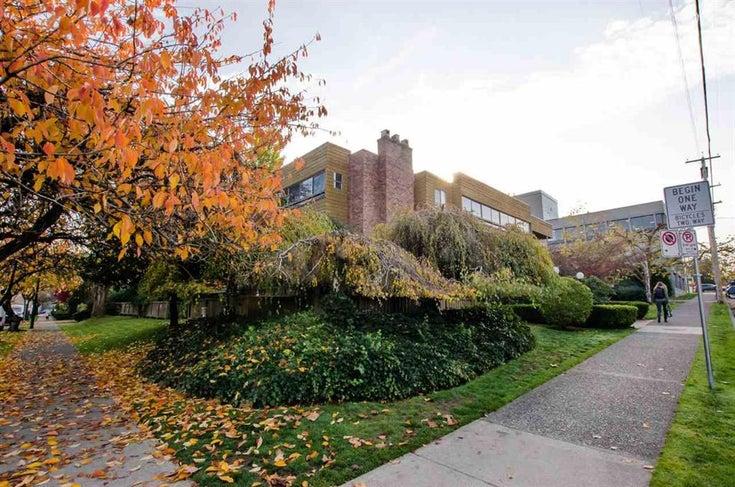 201-2424 Cypress Street, Vancouver BC - Kitsilano Apartment/Condo for sale, 2 Bedrooms (r2418640)