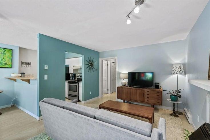 107-507 E 6TH AVE - Mount Pleasant VE Apartment/Condo for sale, 1 Bedroom (R2595329)