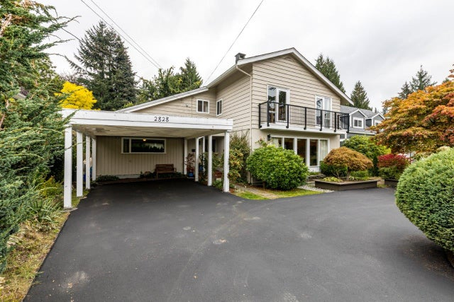2828 Hoskins Rd, North Vancouver - Lynn Valley House/Single Family for sale, 4 Bedrooms