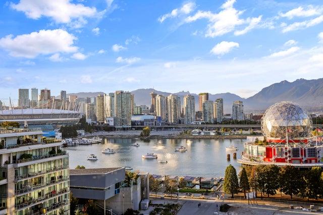1688 Pullman Porter, Vancouver - 900 sqft of Fantastic Patio Space - False Creek Apartment/Condo for sale, 2 Bedrooms