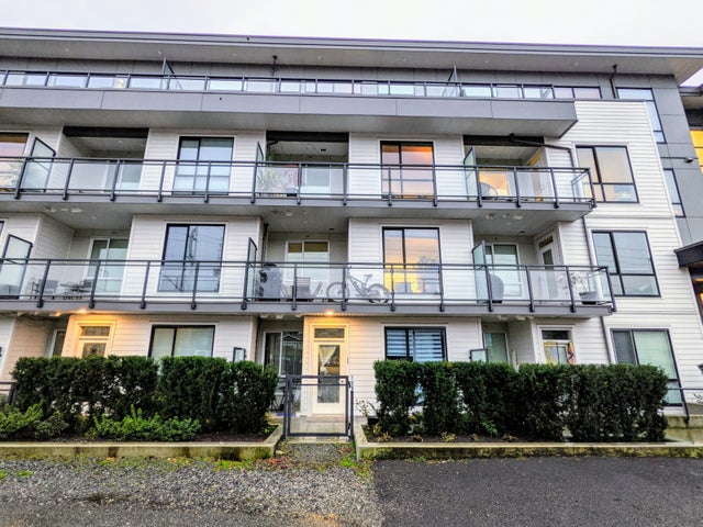 109-625 E 3rd, North Vancouver, BC - Lower Lonsdale Townhouse for sale, 1 Bedroom