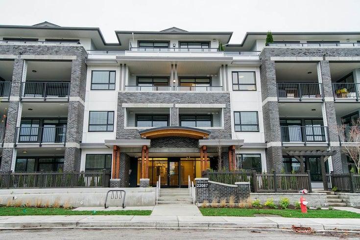 306 22087 49 AVENUE - Murrayville Apartment/Condo for sale, 1 Bedroom (R2323332)