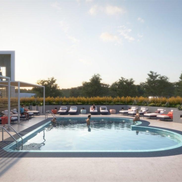 306 - 13428 105 Avenue - Surrey Central (Pre-Sale) - Whalley Apartment/Condo for sale, 1 Bedroom