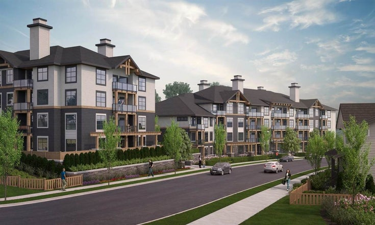 207 - 14605 McDougall Drive - South Surrey - King George Corridor Apartment/Condo for sale, 1 Bedroom (R2301497)